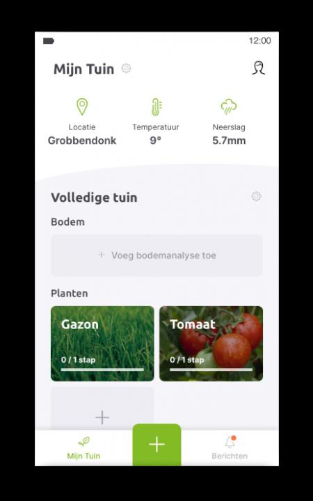 Analyse DCM Garden app