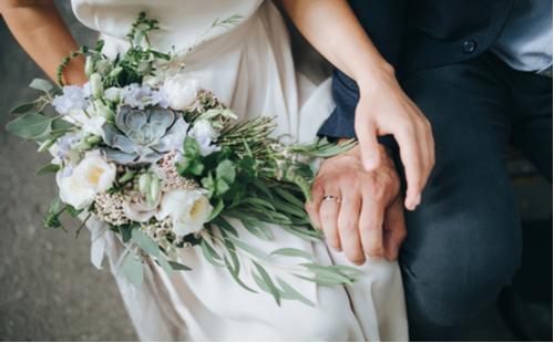 Bruidsboeket - Interflower