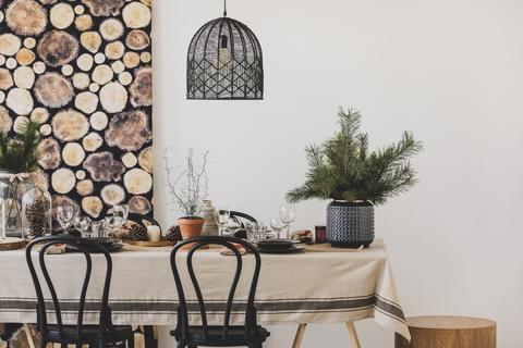 Eetkamer lampen industrieel - Interflower