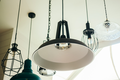 Plafondlamp - Interflower