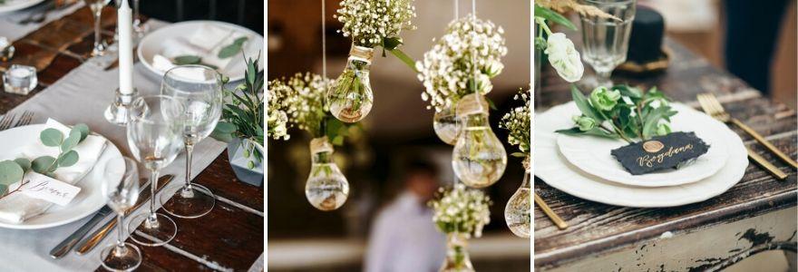 Tafeldecoratie bruidsboeket bloemen - Interflower