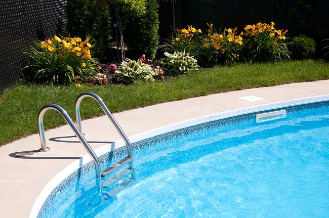 Zwembad onderhoud Tuincentrum Interflower