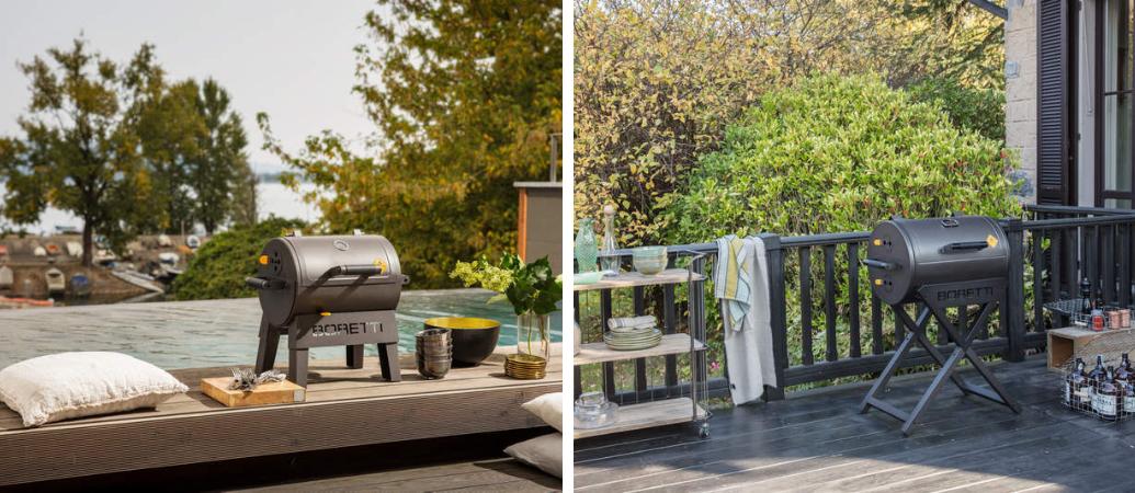 Tuincentrum Interflower | Boretti | Boretti bbq | Houtskoolbarbecues